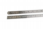 "Ruler, 51cm/20"" Stainless Steel Ruler with Metric and Imperial Markings on Both Sides. X8121"